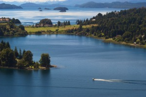 Lake Nahuel Huapi, Argentina: The centrepiece of Argentina's spectacular Patagonia region.