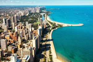 North Avenue Beach, Chicago: Chicago's beaches rival those of Sydney, despite this Midwestern city being a thousand ...