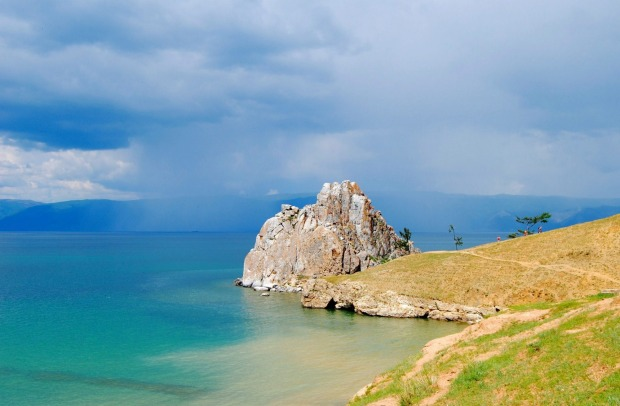 Lake Baikal, Siberia: Everything about Lake Baikal is big. It's the world's oldest freshwater lake, and the deepest, and ...