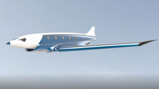 The jets could travel at speeds 12 times faster than the Concorde.