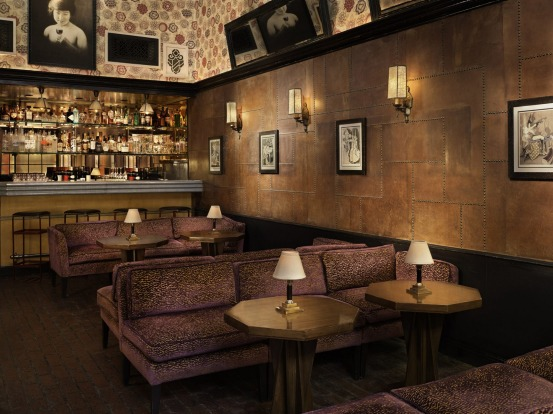 Bar Marmont at the Chateau, West Hollywood.