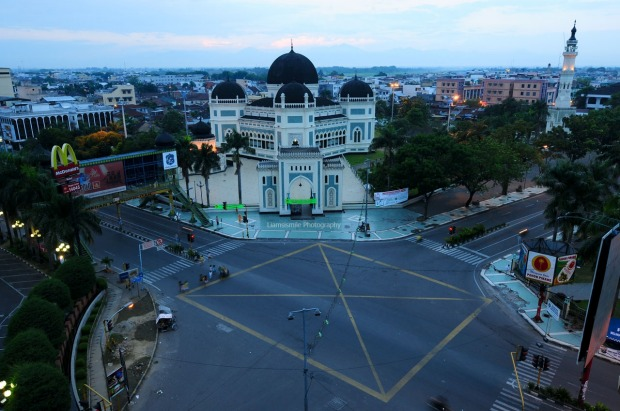Medan, Indonesia: Near the northern end of Sumatra, Medan is the largest Indonesian city outside Java. For visitors it ...