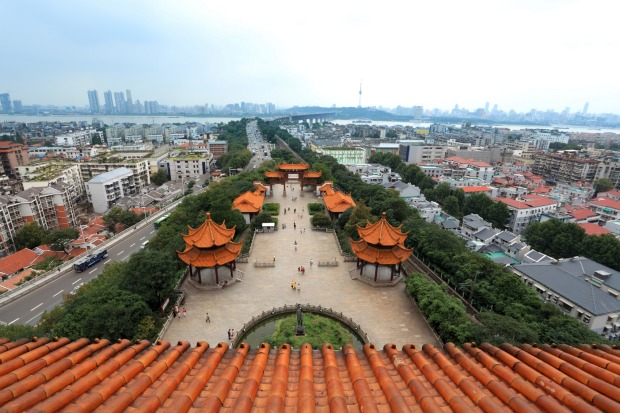 Wuhan, China: We could pick out dozens of cities from China here – Foshan, Zunyi, Shantou and Suzhou are amongst the ...