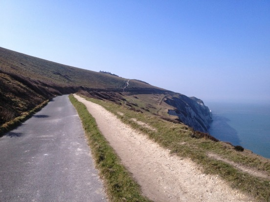 The Military Road, Isle of Wight.