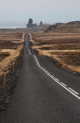 Route one: Iceland.
