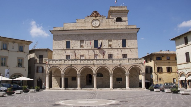 Montefalco is a must-visit when in Umbria, Italy.