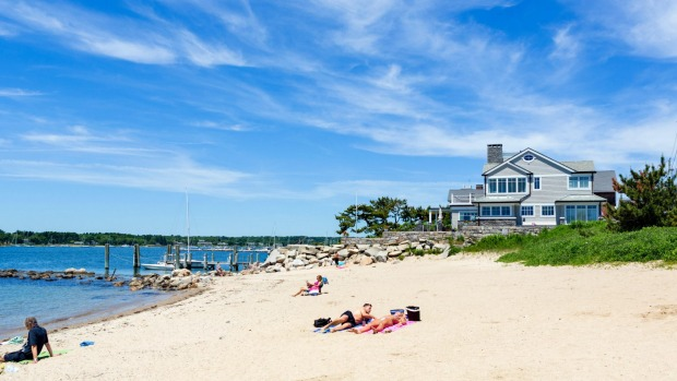 Connecticut usa the perfect new york escape for Beach towns in connecticut