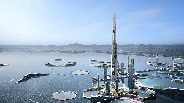Tokyo's Sky Mile Tower to be tallest in the world