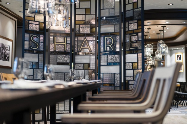 Curtis Stone's first SHARE restaurant will be a dinning option on Emerald Princess.