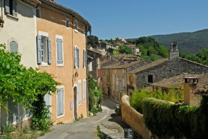 Menerbes in the Vaucluse.
