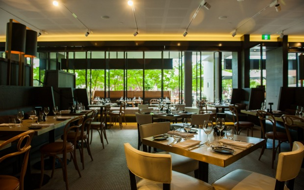 Buvette Bistro and Wine Bar, Hotel Realm, Canberra.