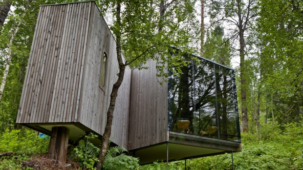JUVET LANDSCAPE HOTEL, NORWAY This combination of sleek modernist architecture and Scandinavian wilderness is as ...