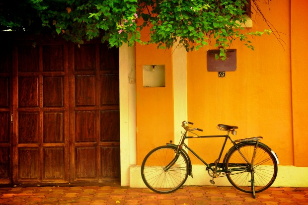 Pondicherry is every bit as charming as it appears in the film The Life Of Pi.