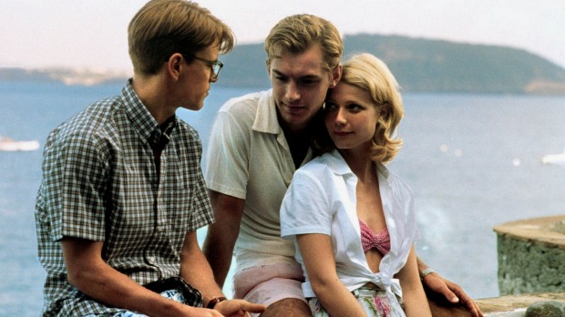 A scene from the film <i>The Talented Mr Ripley</i>.