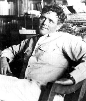 The author Jack London is most famous for <i>The Call of the Wild</i>.