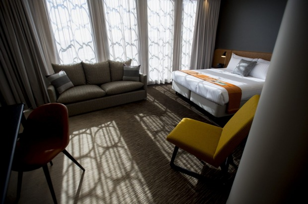 The Vibe Hotel Canberra.