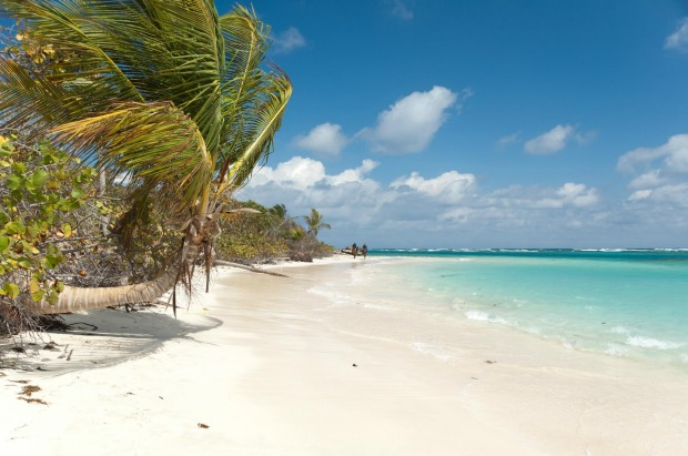 Number 6: Flamenco Beach, Culebra, Puerto Rico.