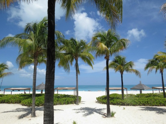 Number 1: Grace Bay – Providenciales, Turks and Caicos.