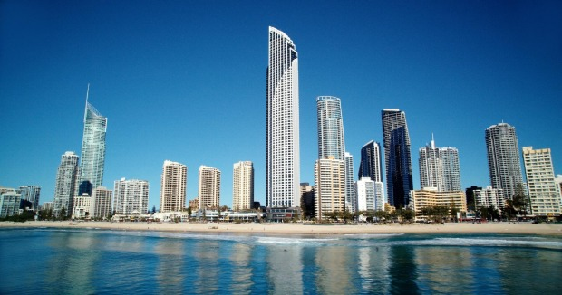 Number 3: Surfers Paradise, Queensland.