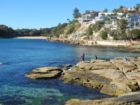 Number 5: Shelly Beach, Sydney.
