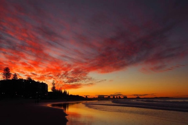 Number 6: Mooloolaba Beach, Sunshine Coast, Queensland.
