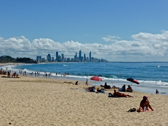 Number 7: Burleigh Heads, Queensland.