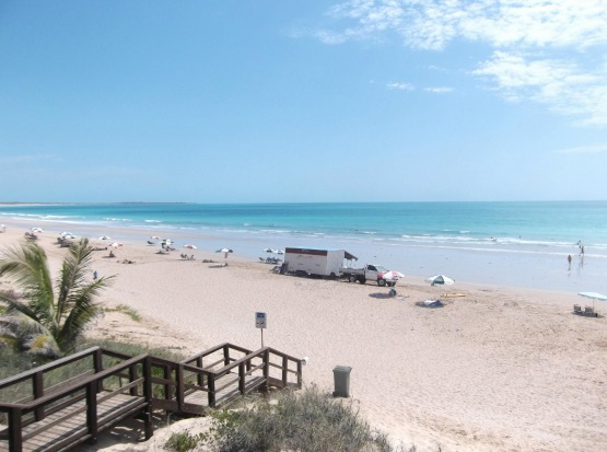 Number 8: Cable Beach, Broome, WA.