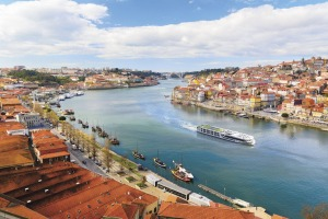 The Scenic Azure in Porto.