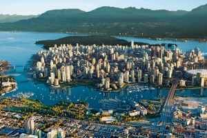 The sparkling harbour city of Vancouver is well worth a few days.
