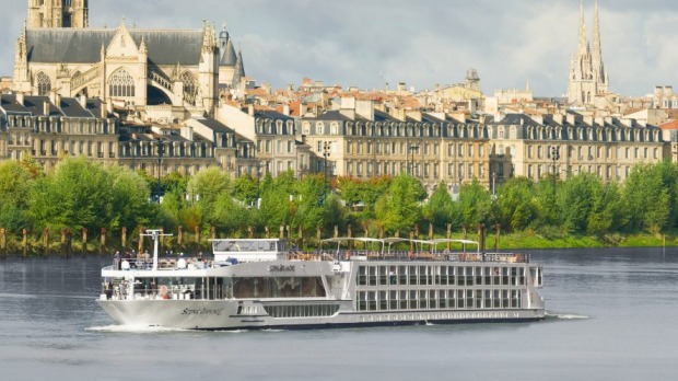 Scenic Diamond Cruise, Bordeaux.