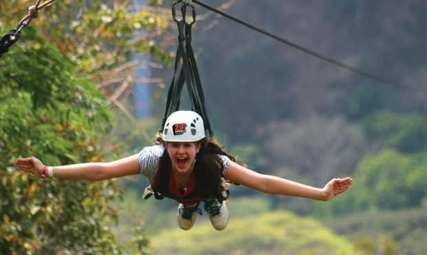 North Wales is touted as the 'ziplining capital of Planet Earth' thanks to a clutch of alluring locations in the region.