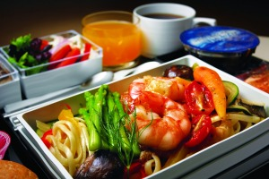 Why do airlines make it so hard for vegetarians?