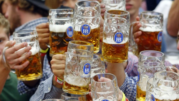 Capita World's Per Drinkers Countries Drink That Biggest Beer Most The