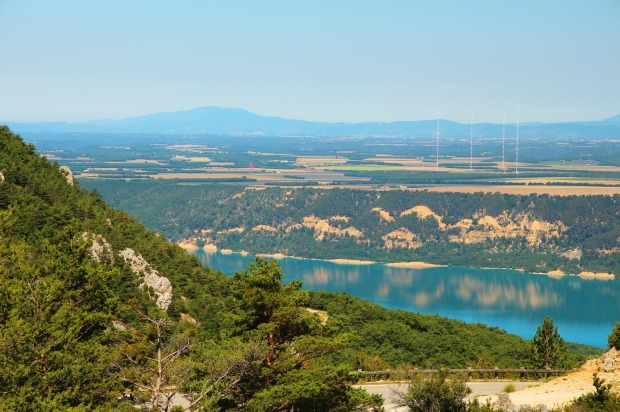 Gorges du Verdon (France): It's perhaps inevitable that there'd be a place labelled as the Grand Canyon of Europe. That ...