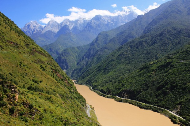 Tiger Leaping Gorge (China): Sounding more like an Ang Lee film than a natural wonder, Tiger Leaping Gorge is a stunning ...