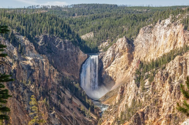 Grand Canyon of the Yellowstone (USA): Yes, an actual Grand Canyon. In the United States. But not the Grand Canyon. ...