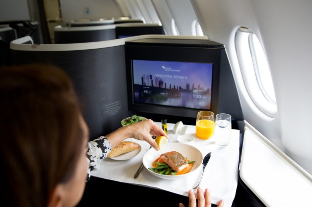 Plane Food The Number Of Calories Consumed On The Average Flight