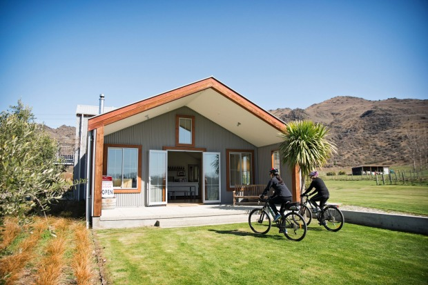 Two Paddocks in Central Otago is a family vineyard owned by actor Sam Neill that is recognised for its premium quality ...