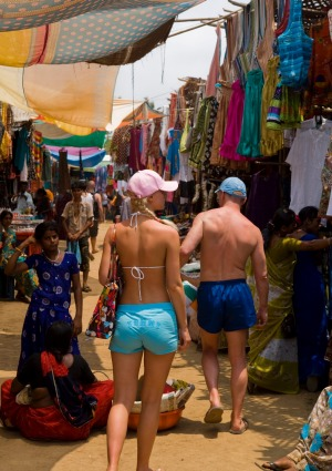 Female travellers should be wary of visiting some countries.