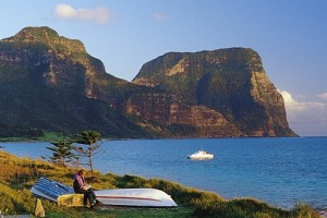 Pinetrees Lodge on Lord Howe Island is an all-time visitor favourite.