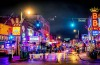 The neon lights radiate as the sounds of the blue reverberate along Beale St, Memphis. The colours, the music and the ...
