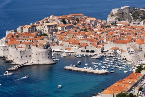 Dubrovnik: This Croatian city is recognised as one of the best-preserved medieval walled cities in the Europe.