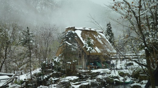 Snow-covered landscapes make Japan an appealing winter destination.