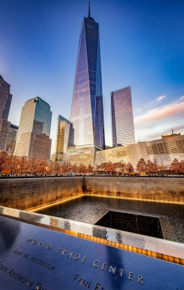 The sombre World Trade Centre memorial cuts out a massive hole in the hearts of all New Yorkers. Yet the new Freedom ...