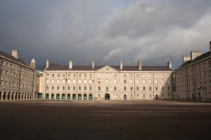 National Museum of Ireland at Collins Barracks Dublin.