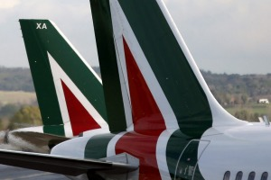 For the past five years, Alitalia has won the Best Airline Cuisine award from Global Traveller.
