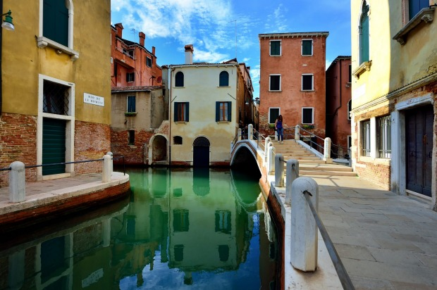 Getting lost in Venice can be a great experience, just ask a local for directions.