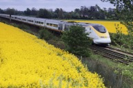 Travel Europe by train with a Eurail pass.