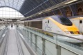 Taking a Eurostar train from London to Paris saves you 2½ hours compared to flying.