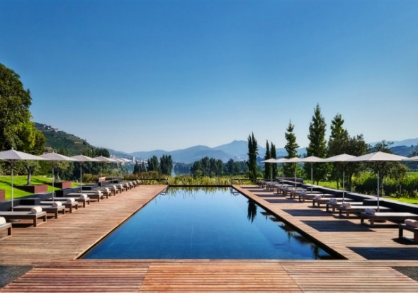 Six Senses, Douro Valley, Portugal: The Six Senses European debut brims with the wellness and sustainability that this ...